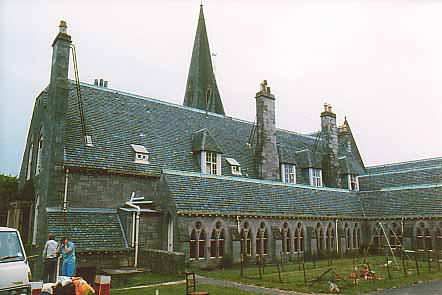 Cathedral, Cumbrae